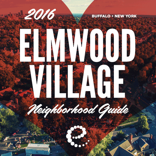 Elmwood Village - Map 2016