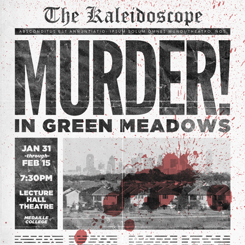 Murder In Green Meadows