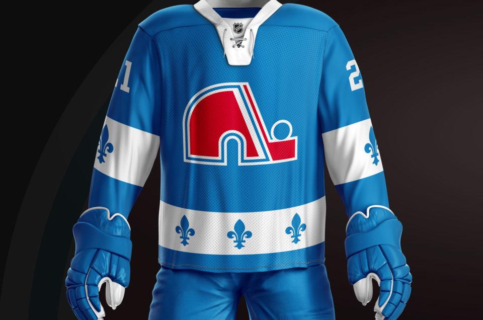 Quebec Nordiques - Vintage Revisited