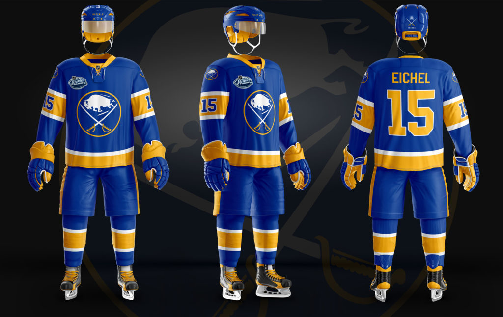 94ae9f1b1 Buffalo Sabres – Winter Classic 2018 – Christopher Hyzy
